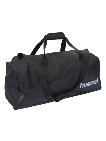 AUTHENTIC CHARGE SPORTS BAG, BLACK, packshot