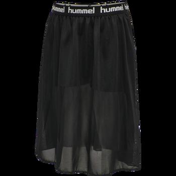 hmlBELINDS SKIRT, BLACK, packshot