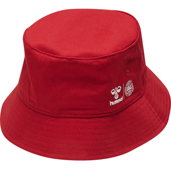 DBU FAN 2020 BUCKET HAT, TANGO RED, packshot