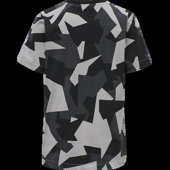hmlRIMSHOT T-SHIRT S/S, BLACK, packshot