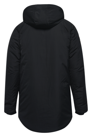 TECH MOVE BENCH JACKET, BLACK, packshot