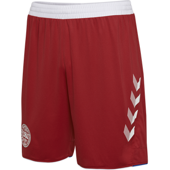 DBU AWAY SHORTS 18/19, TANGO RED, packshot