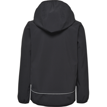 HMLNORA JACKET, BLACK, packshot