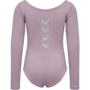 hmlLINEA GYMSUIT, MAUVE SHADOW, packshot