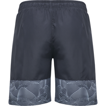 hmlSURF MEDIUM BOARD SHORTS, INDIA INK, packshot