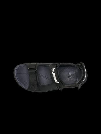 SANDAL TREKKING JR 2, BLACK, packshot