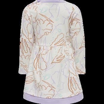 hmlOLIVIA DRESS L/S, PASTEL LILAC, packshot