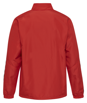 hmlAUTHENTIC MICRO JACKET, TRUE RED, packshot
