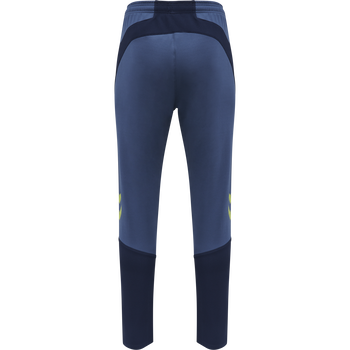 hmlLEAD FOOTBALL PANTS, DARK DENIM, packshot