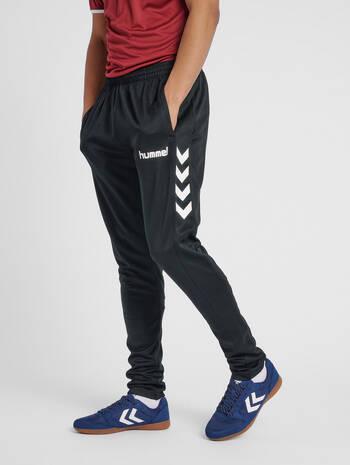CORE FOOTBALL PANT, BLACK, model