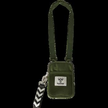 hmlELECTRO SHOULDER BAG, CYPRESS, packshot