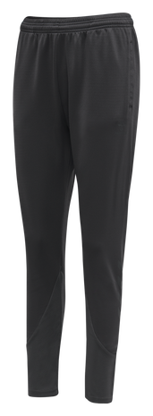 hmlACTION TRAINING PANTS WOMAN, ASPHALT, packshot