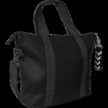 hmlPOP SHOULDER BAG, BLACK, packshot