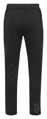 hmlCIMA PANTS, BLACK, packshot