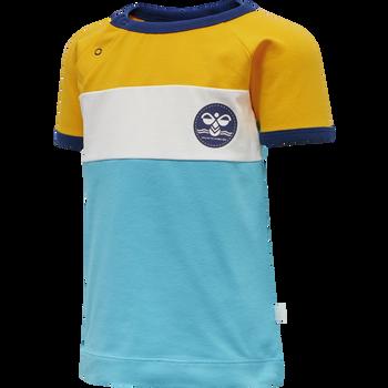 Hummel Kinder Tres T-Shirt Oil Blue