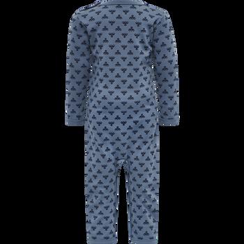 hmlSONNY BODYSUIT L/S, CHINA BLUE, packshot