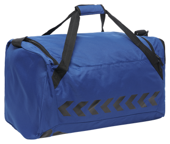 CORE SPORTS BAG, TRUE BLUE/BLACK, packshot