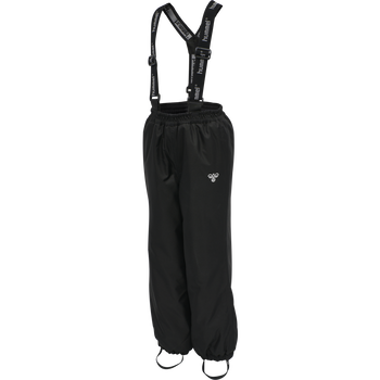 HMLSTORM SNOWPANTS, BLACK, packshot