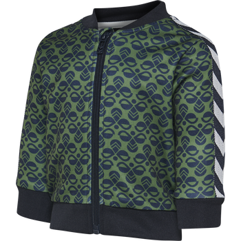 hmlTURBO ZIP JACKET, WILLOW BOUGH, packshot