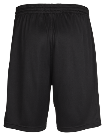 CORE POLY SHORTS, BLACK PR, packshot