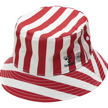 DBU FAN 2020 BUCKET HAT, TANGO RED/WHITE, packshot
