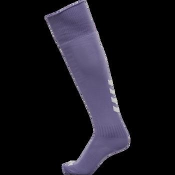 hmlPROMO FOOTBALL SOCK, PAISLEY PURPLE, packshot