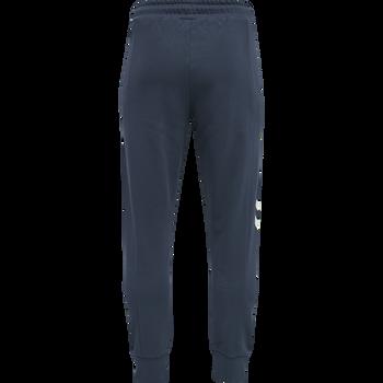 hmlLGC GRAHAM REGULAR PANTS, BLUE NIGHTS, packshot