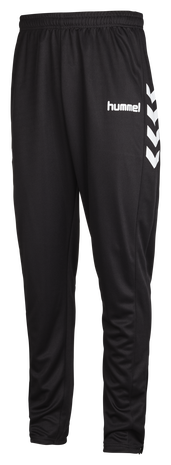 CORE POLY PANT, BLACK, packshot