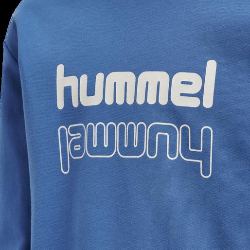 hmlNEW SPRING TRACKSUIT, VALLARTA BLUE, packshot