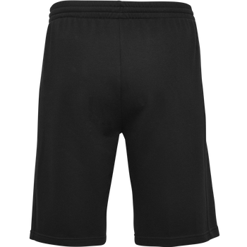 HUMMEL GO KIDS COTTON BERMUDA SHORTS, BLACK, packshot
