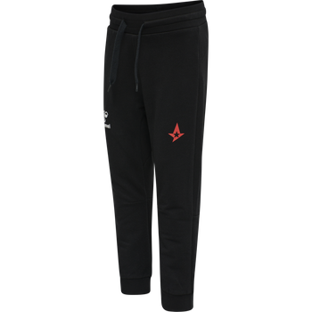 hmlASTRALIS OCHO PANTS, BLACK, packshot