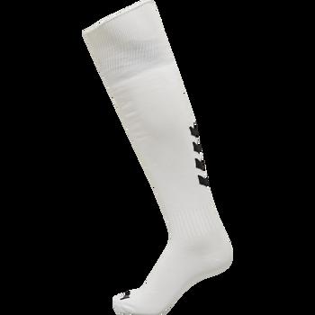 hmlPROMO FOOTBALL SOCK, WHITE, packshot